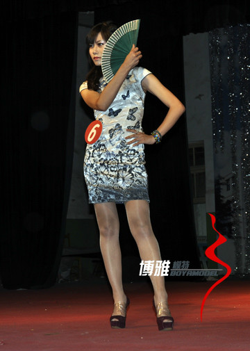 济南模特培训