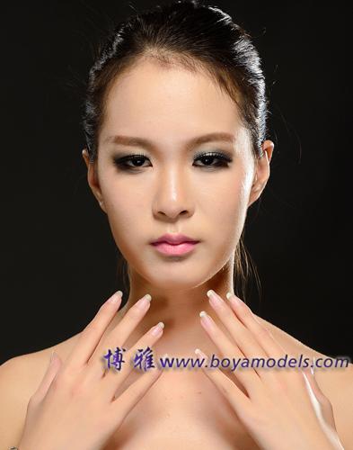 山东模特公司